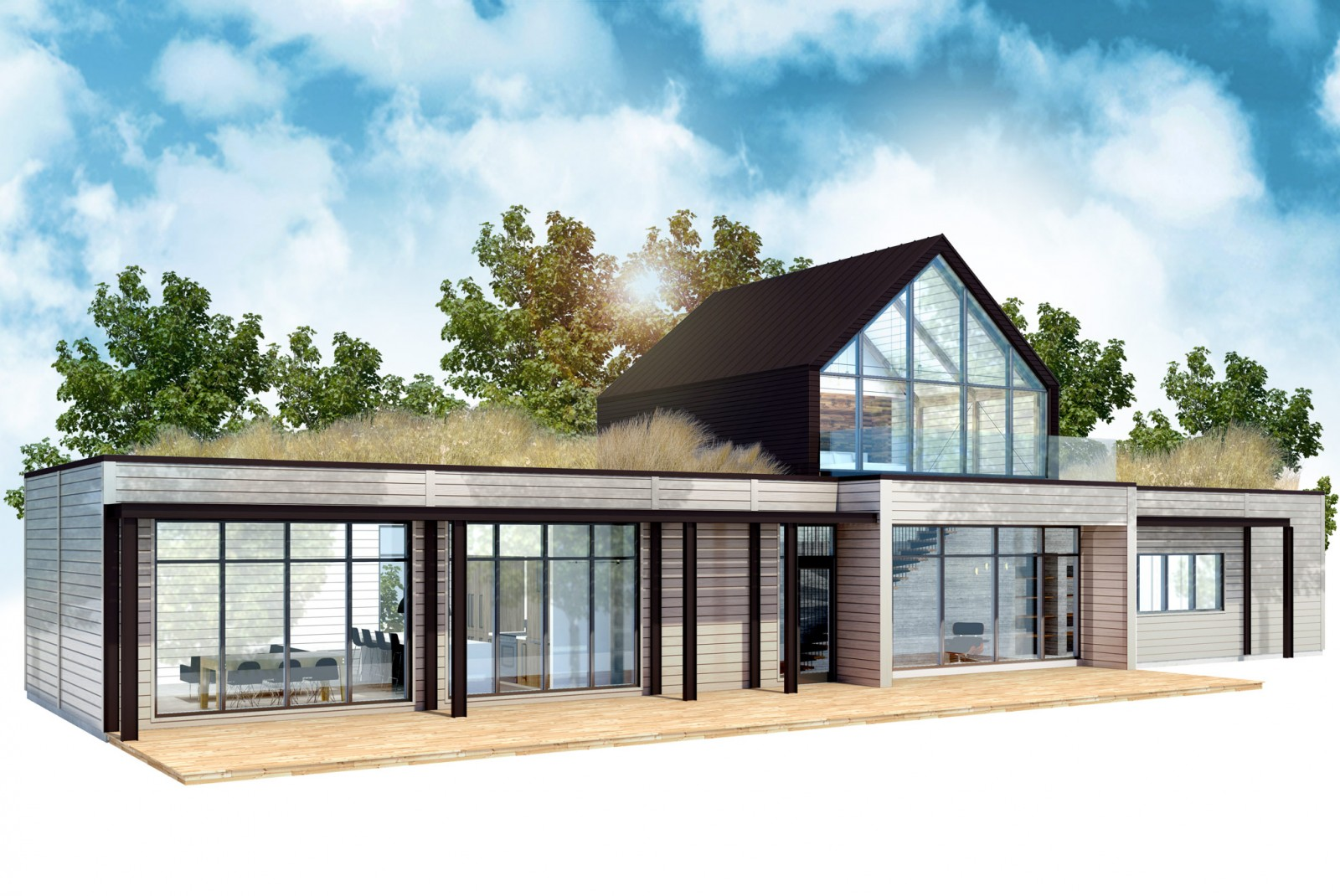 Non class arkitek by timberblock - Caravane d architecture ...